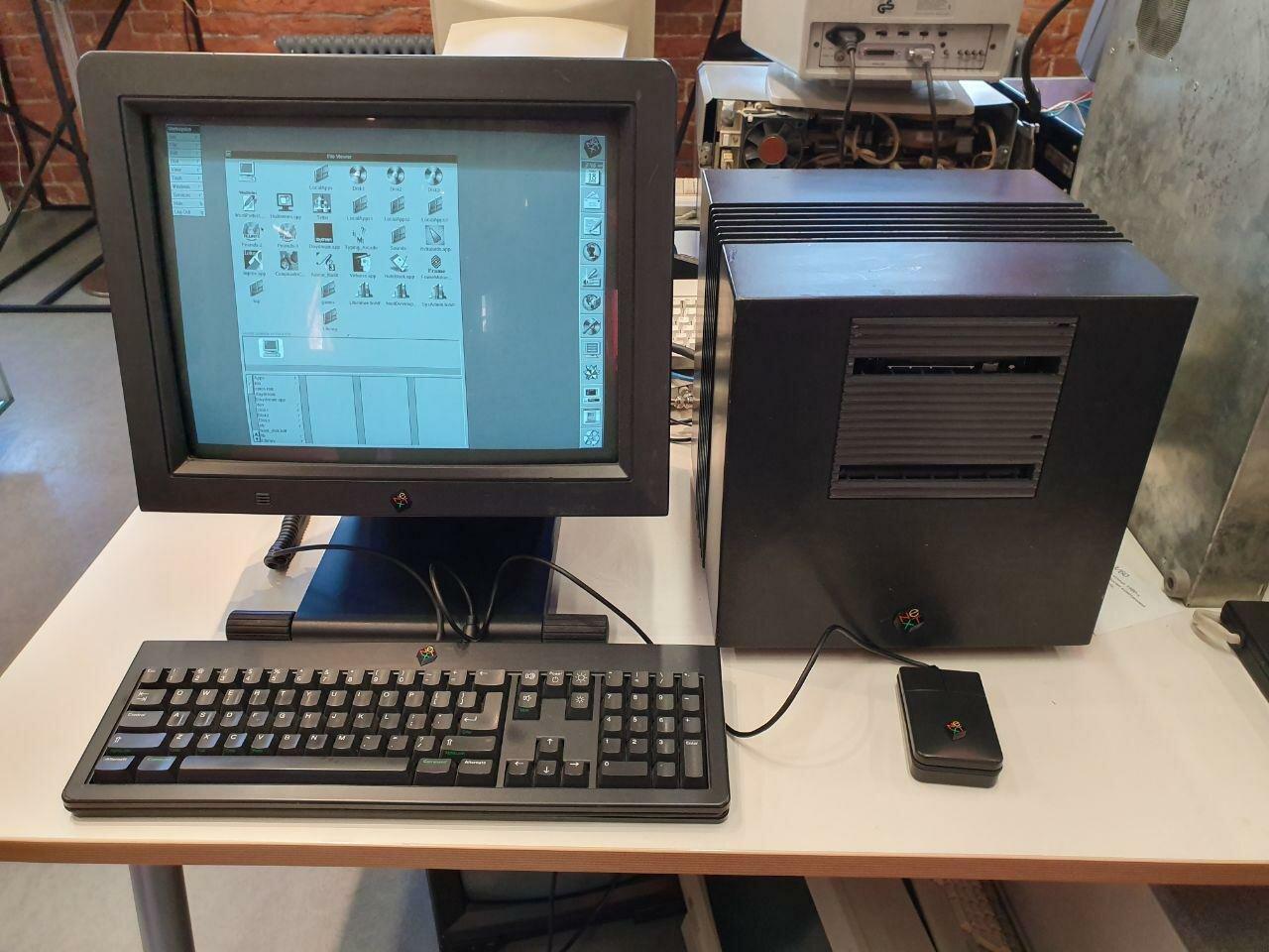 История компьютеров: ночь в музее Яндекса - 2