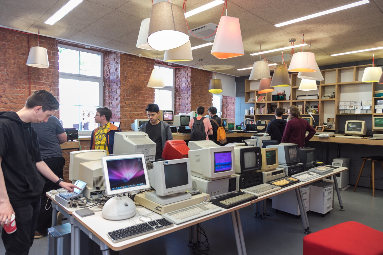 История компьютеров: ночь в музее Яндекса - 1