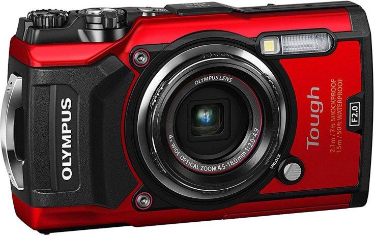 Появились спецификации защищенной камеры Olympus TG-6 - 1