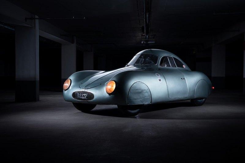 Сохранившийся экземпляр первой модели Porsche пустят с молотка