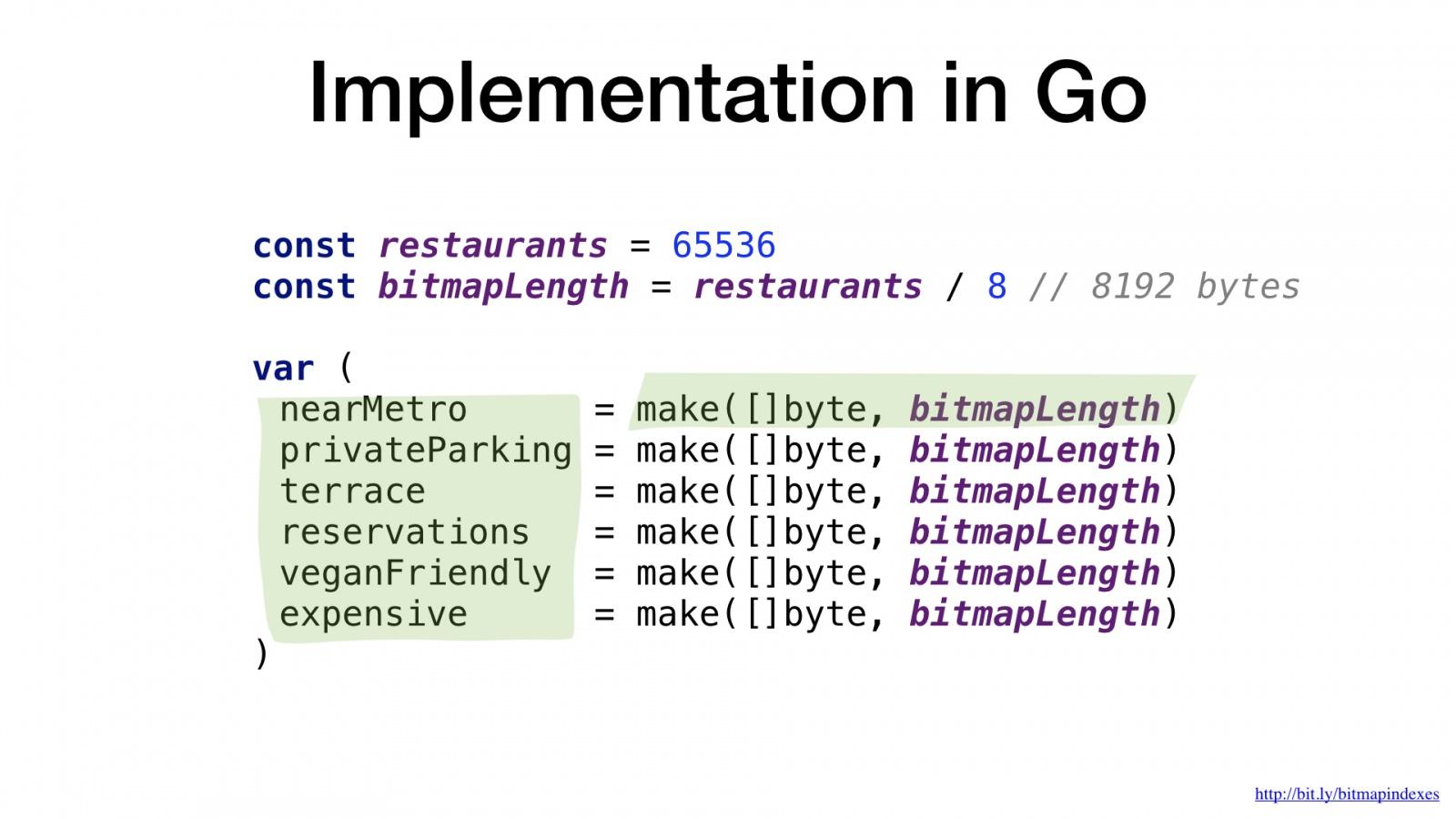 Bitmap-индексы в Go: поиск на дикой скорости - 23