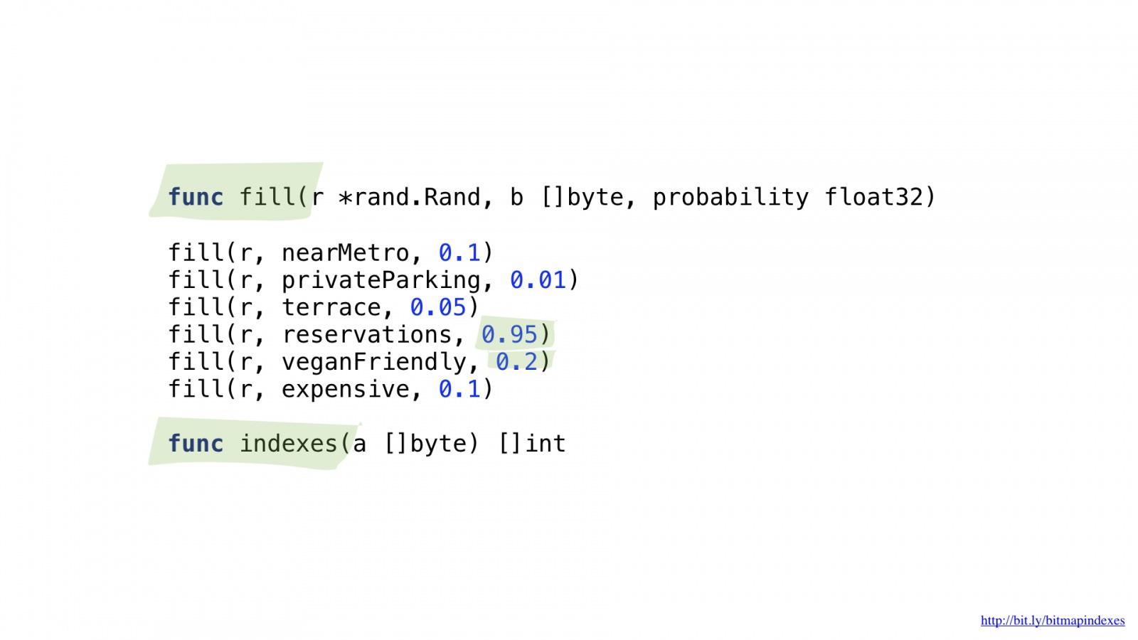 Bitmap-индексы в Go: поиск на дикой скорости - 24