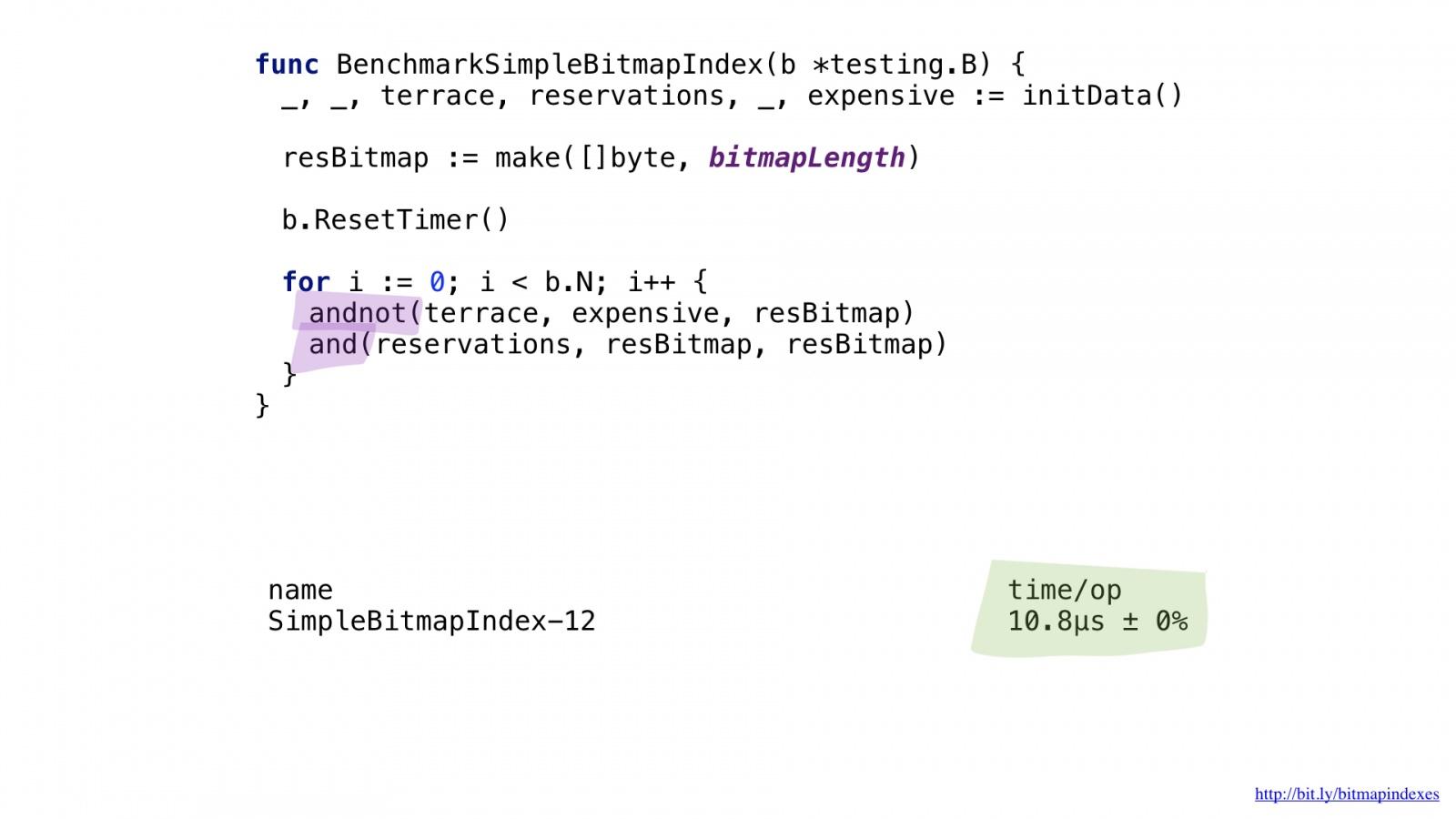 Bitmap-индексы в Go: поиск на дикой скорости - 28