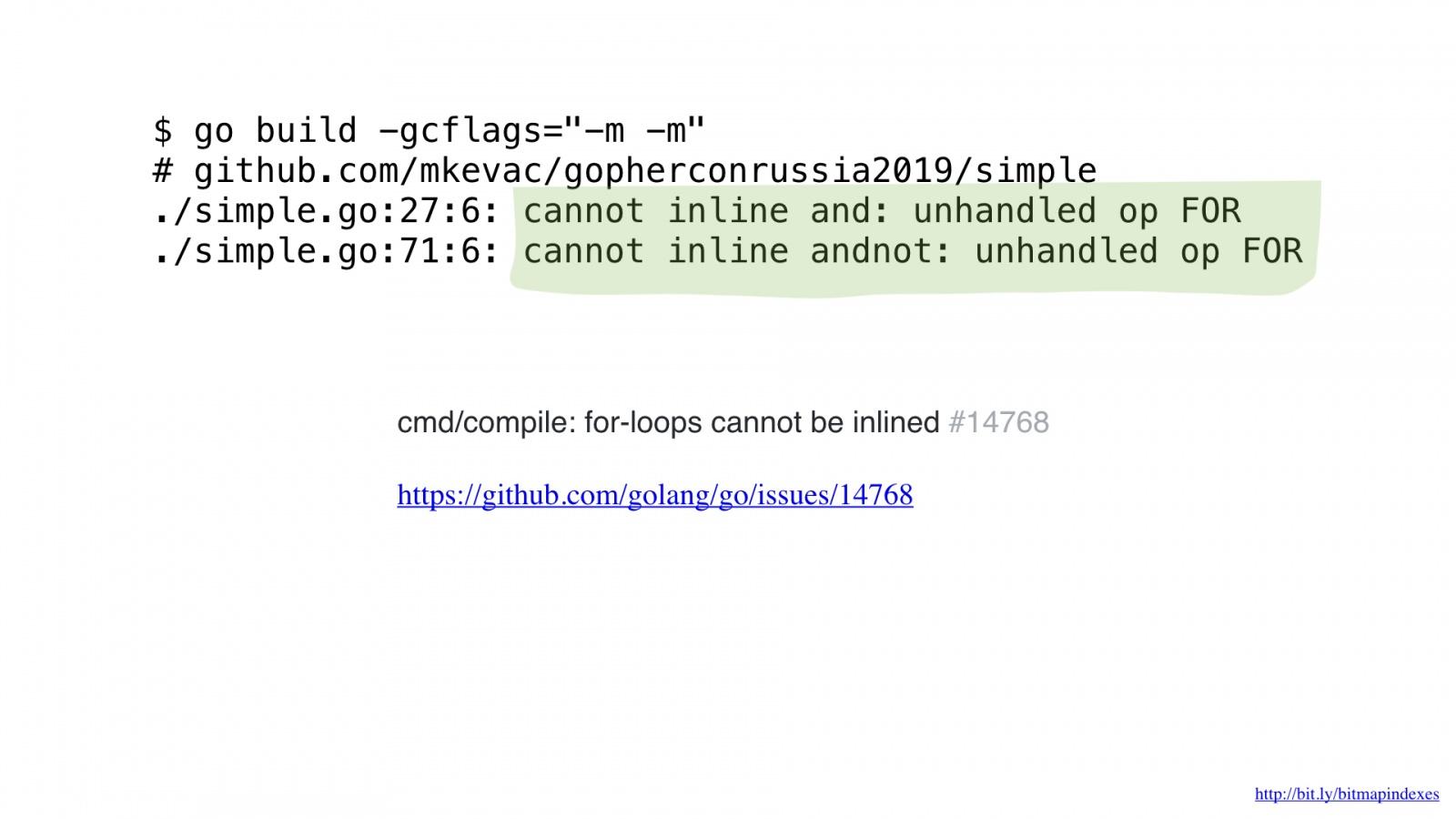 Bitmap-индексы в Go: поиск на дикой скорости - 30