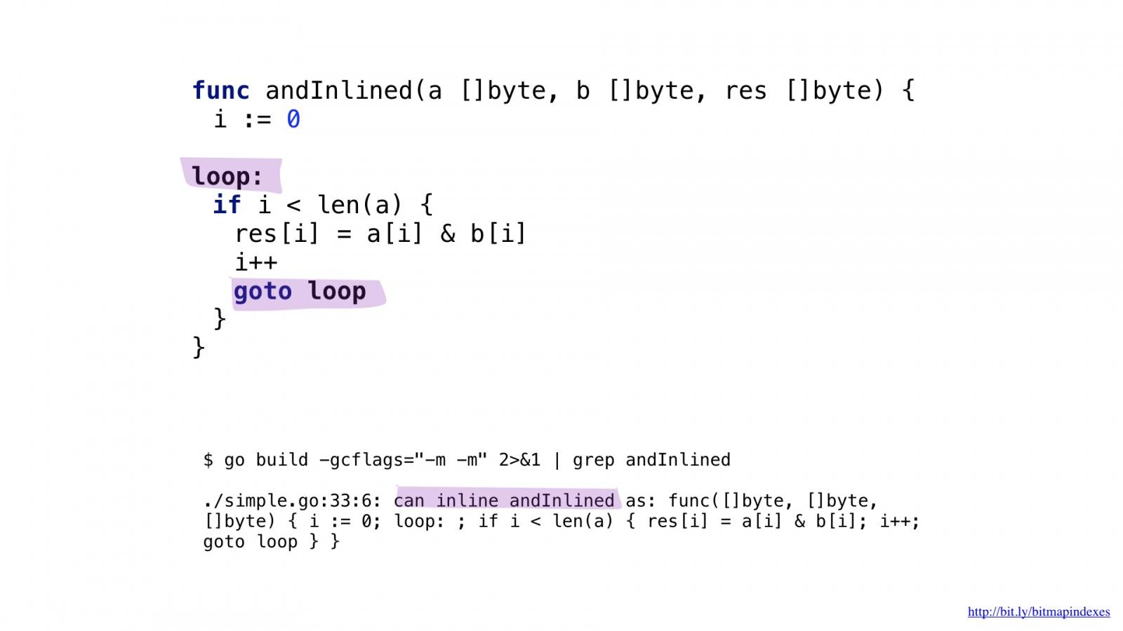 Bitmap-индексы в Go: поиск на дикой скорости - 31