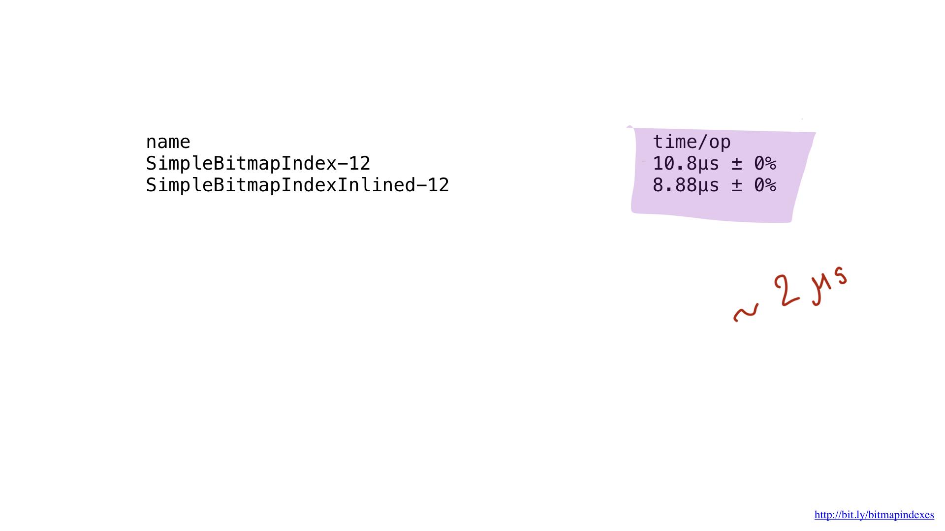 Bitmap-индексы в Go: поиск на дикой скорости - 32