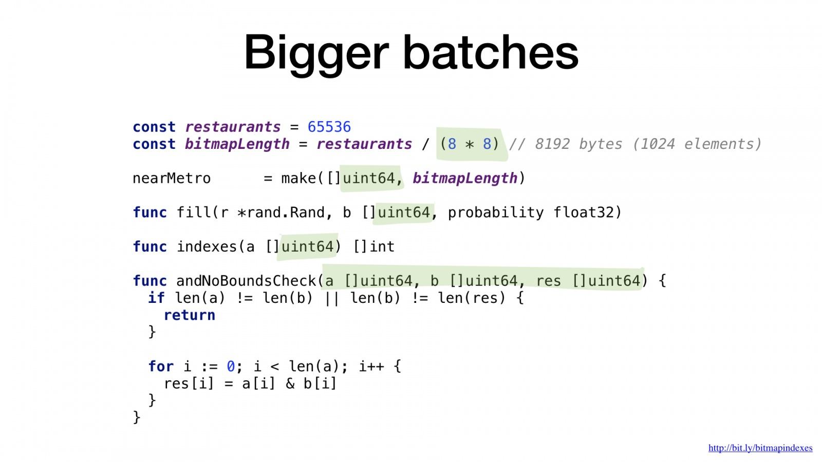 Bitmap-индексы в Go: поиск на дикой скорости - 35
