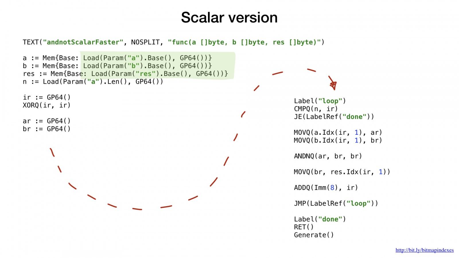 Bitmap-индексы в Go: поиск на дикой скорости - 44