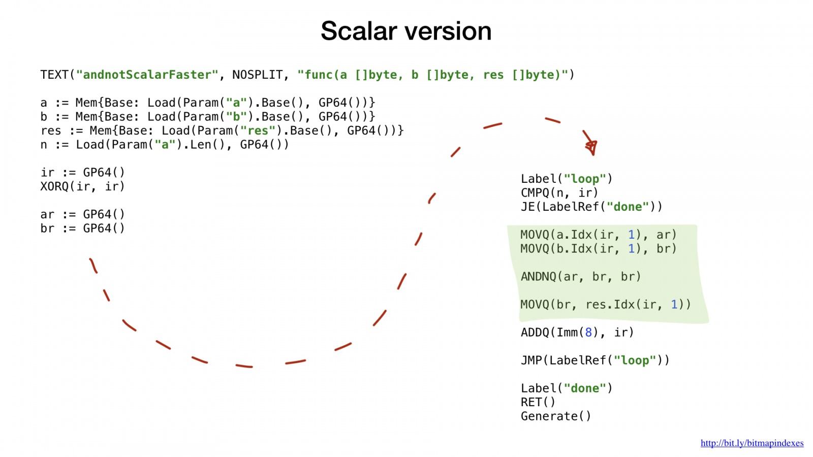 Bitmap-индексы в Go: поиск на дикой скорости - 46