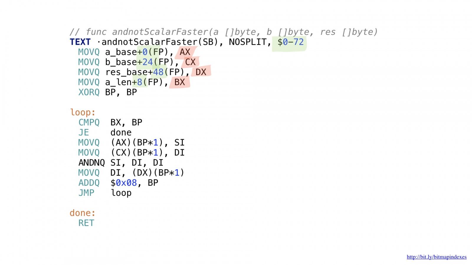 Bitmap-индексы в Go: поиск на дикой скорости - 47