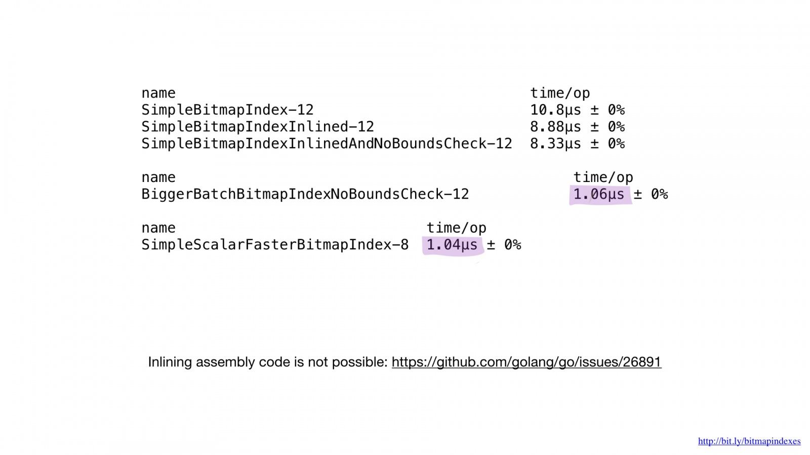 Bitmap-индексы в Go: поиск на дикой скорости - 48