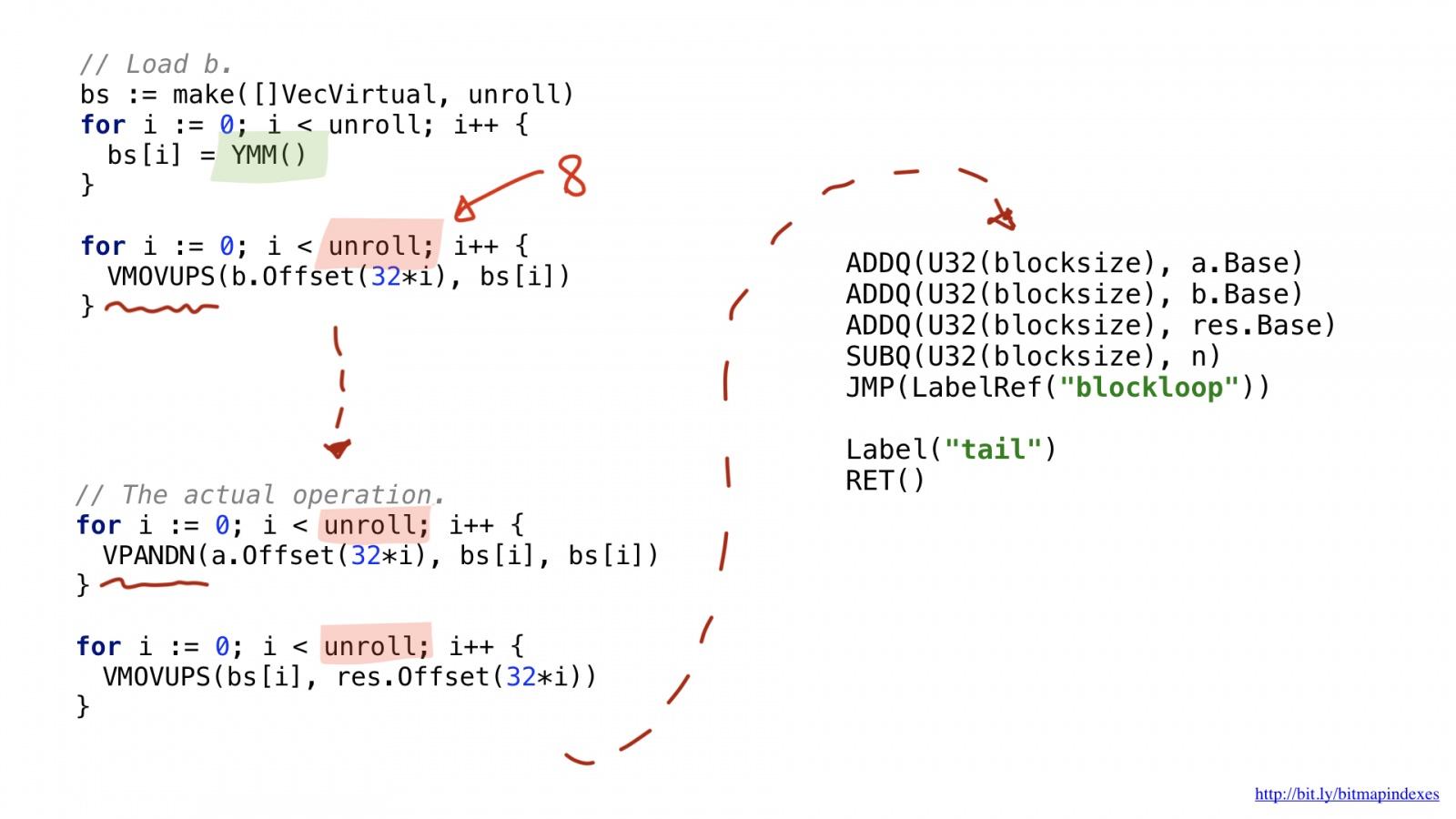 Bitmap-индексы в Go: поиск на дикой скорости - 50