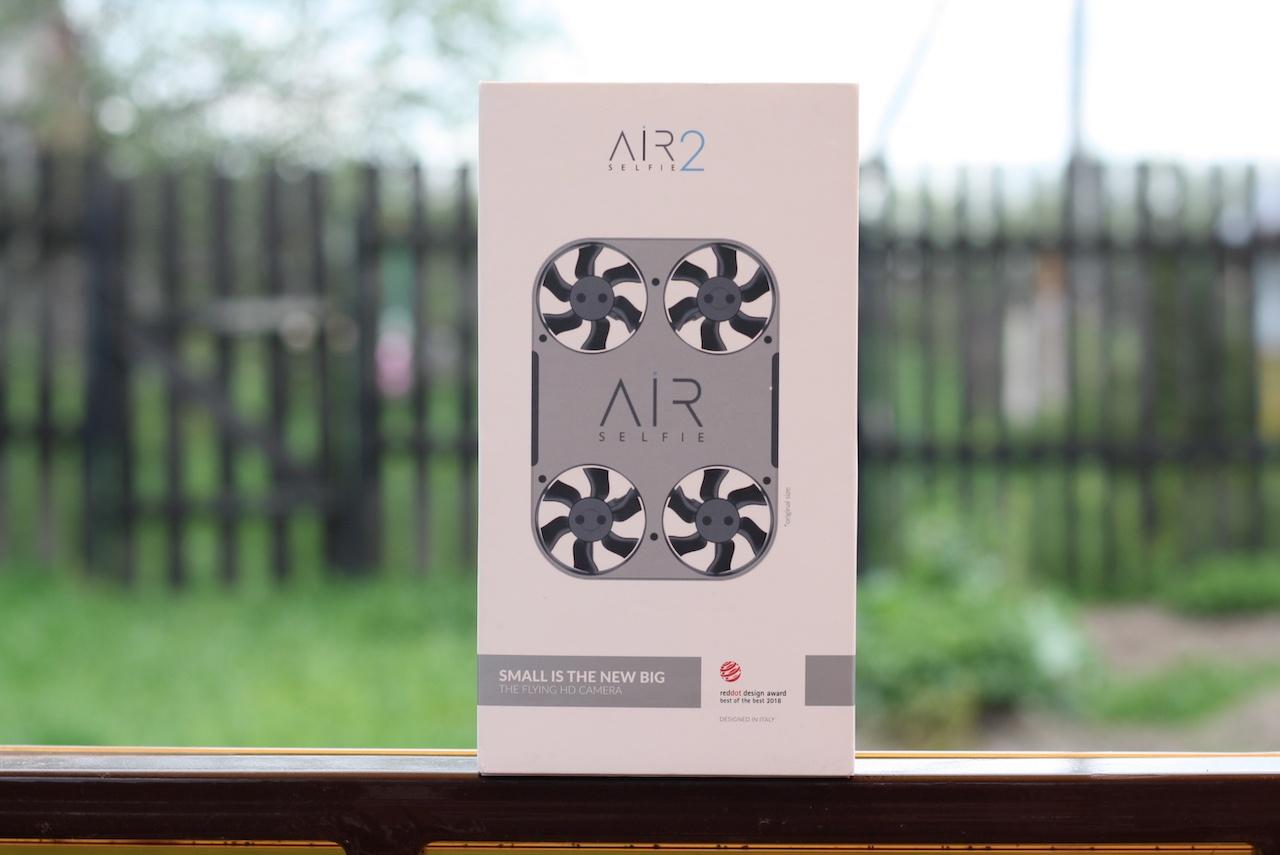 Фотоигрушка для тех, кто любит дроны: коротко про AirSelfie 2 - 7