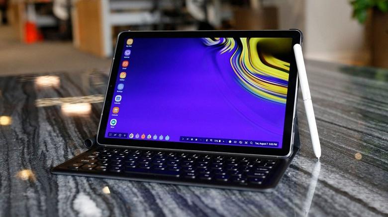 Настоящим флагманам — много памяти. Новые топовые планшеты Samsung получат минимум 128 ГБ флэш-памяти