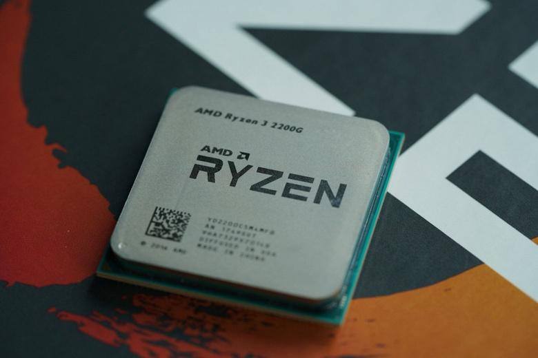 Недорогой гибридный процессор AMD Ryzen 5 3400G будет работать на частоте до 4,2 ГГц