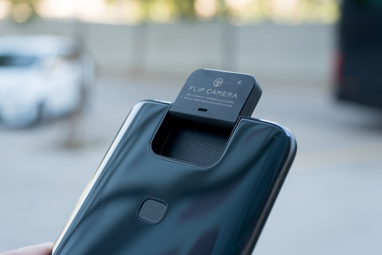 Представлен смартфон Asus ZenFone 6: аккумулятор емкостью 5000 мА·ч, поворотная сдвоенная камера, экран без вырезов и цена от 40 000 рублей