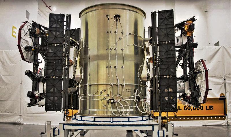 Прямая трансляция первого массового запуска спутников Starlink
