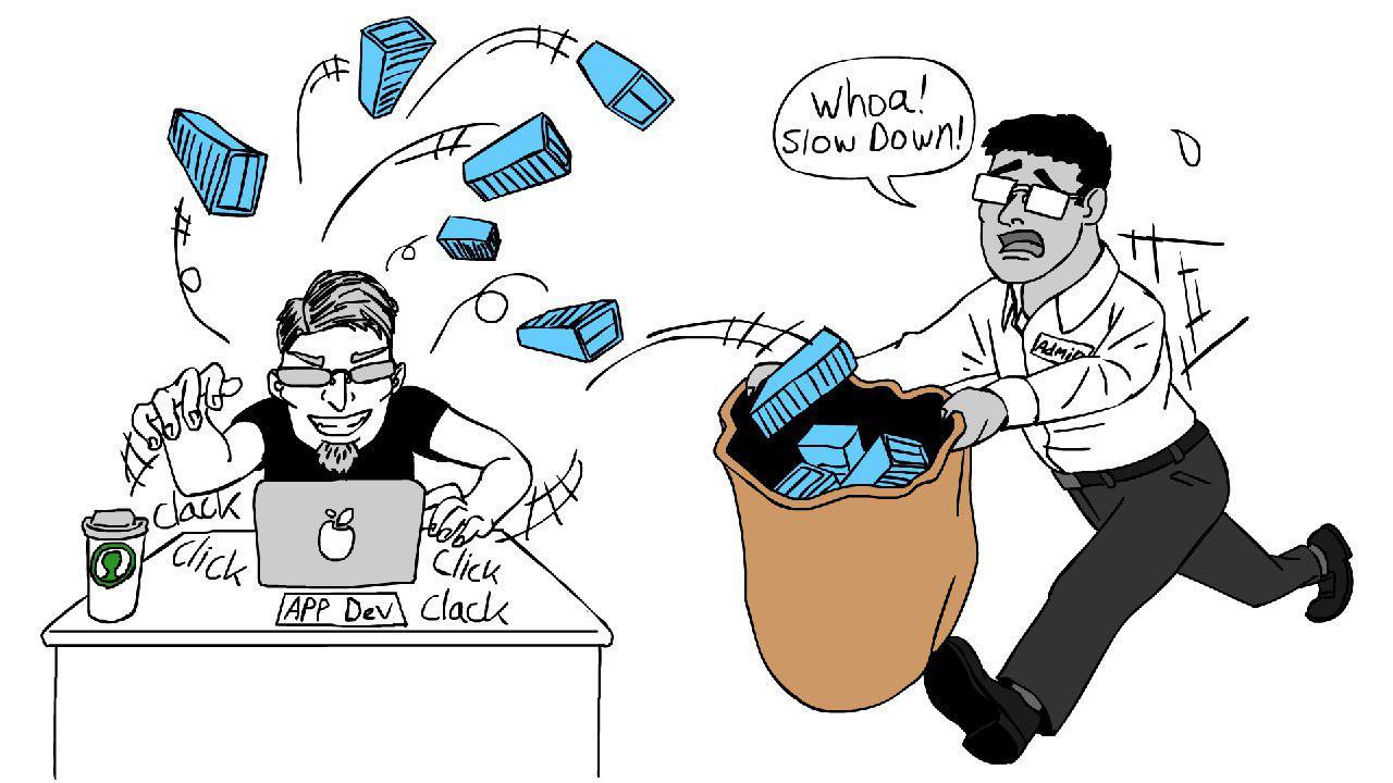 Docker: невредные советы - 1