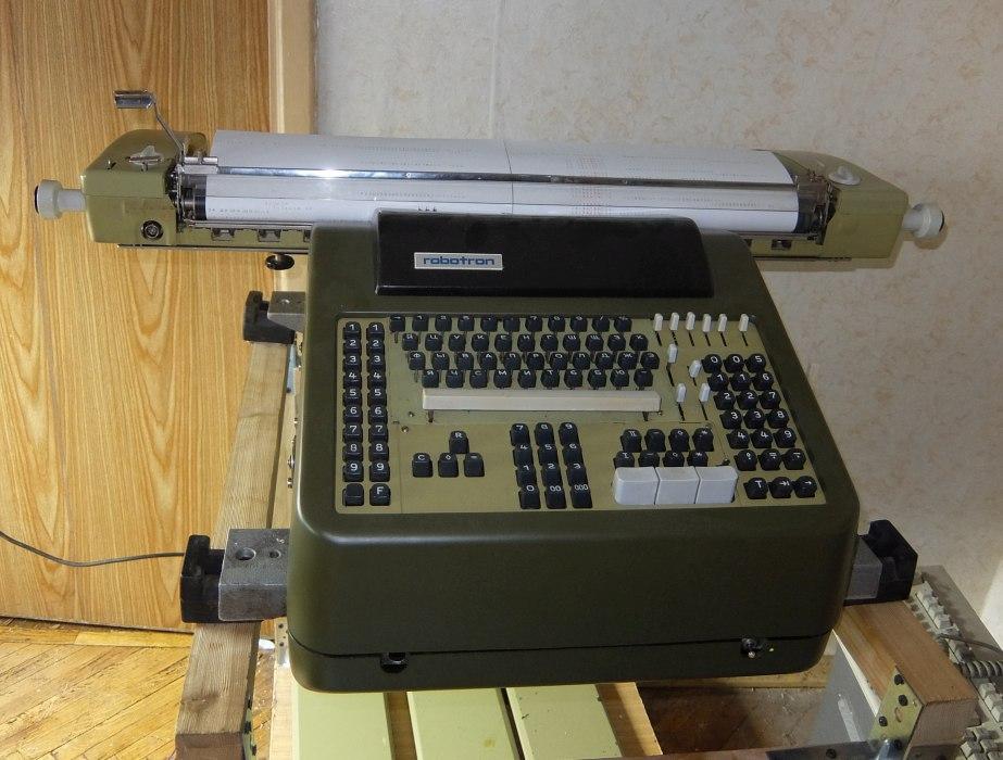 Аскота 170 — механический компьютер и советский палеоэндемик - 1