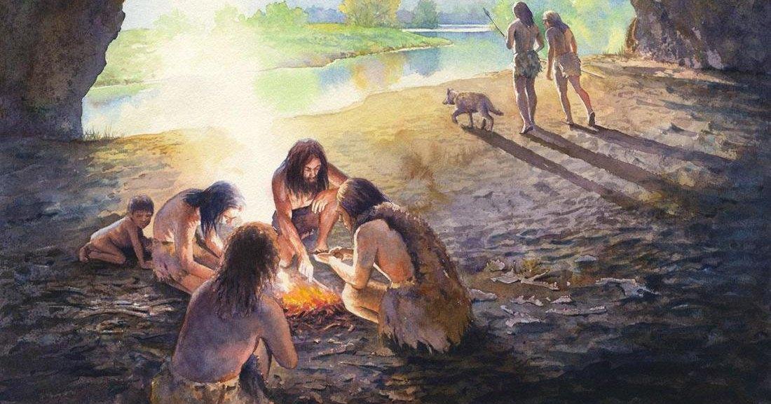 Люди питались растительной пищей уже 120 тысяч лет назад