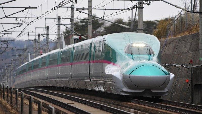 На скорости за двести: куда спешат самые быстрые поезда планеты