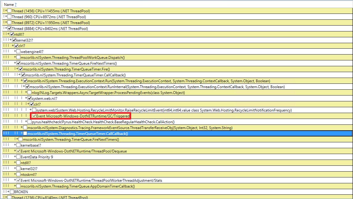 Оптимизация сборки мусора в высоконагруженном .NET сервисе - 12
