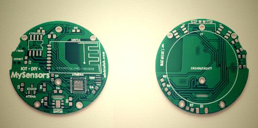 Термометр & гигрометр на ATMEGA 328P-MU — Поднимаем уровень ардуино разработок - 3