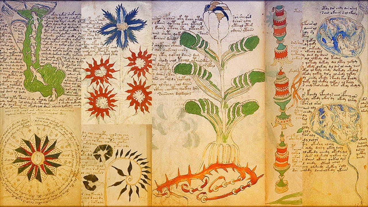 Ученый-лингвист нашел ключ к рукописи Войнича. Или нет - 1