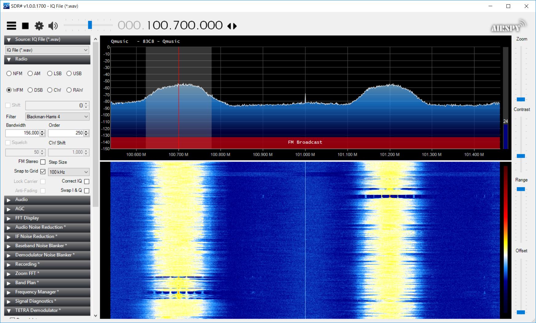 Software Defined Radio — как это работает? Часть 3 - 5
