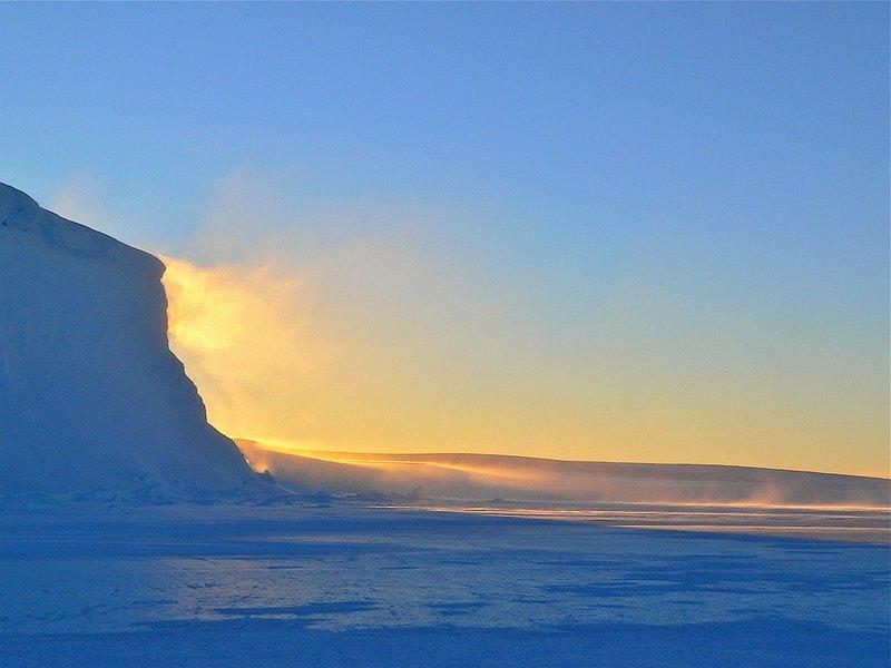 Четверть льда Западной Антарктиды оказалась нестабильной