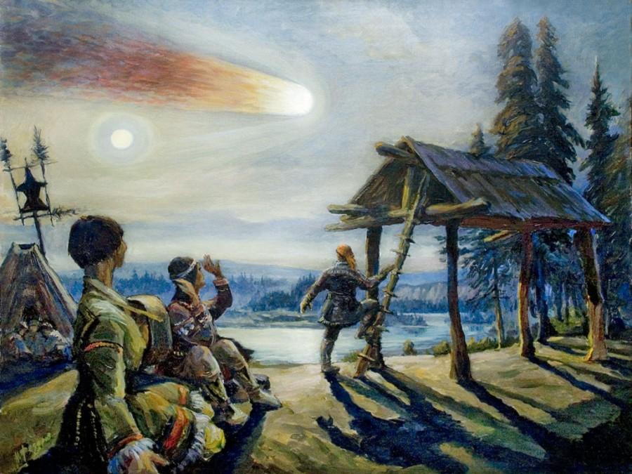 Тунгусский метеорит и его младшие братья - 1