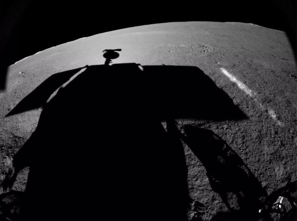 Миссия «Чанъэ-4» — результаты пятого лунного дня: проблемы с ровером «Юйту-2» и новое научное открытие - 1
