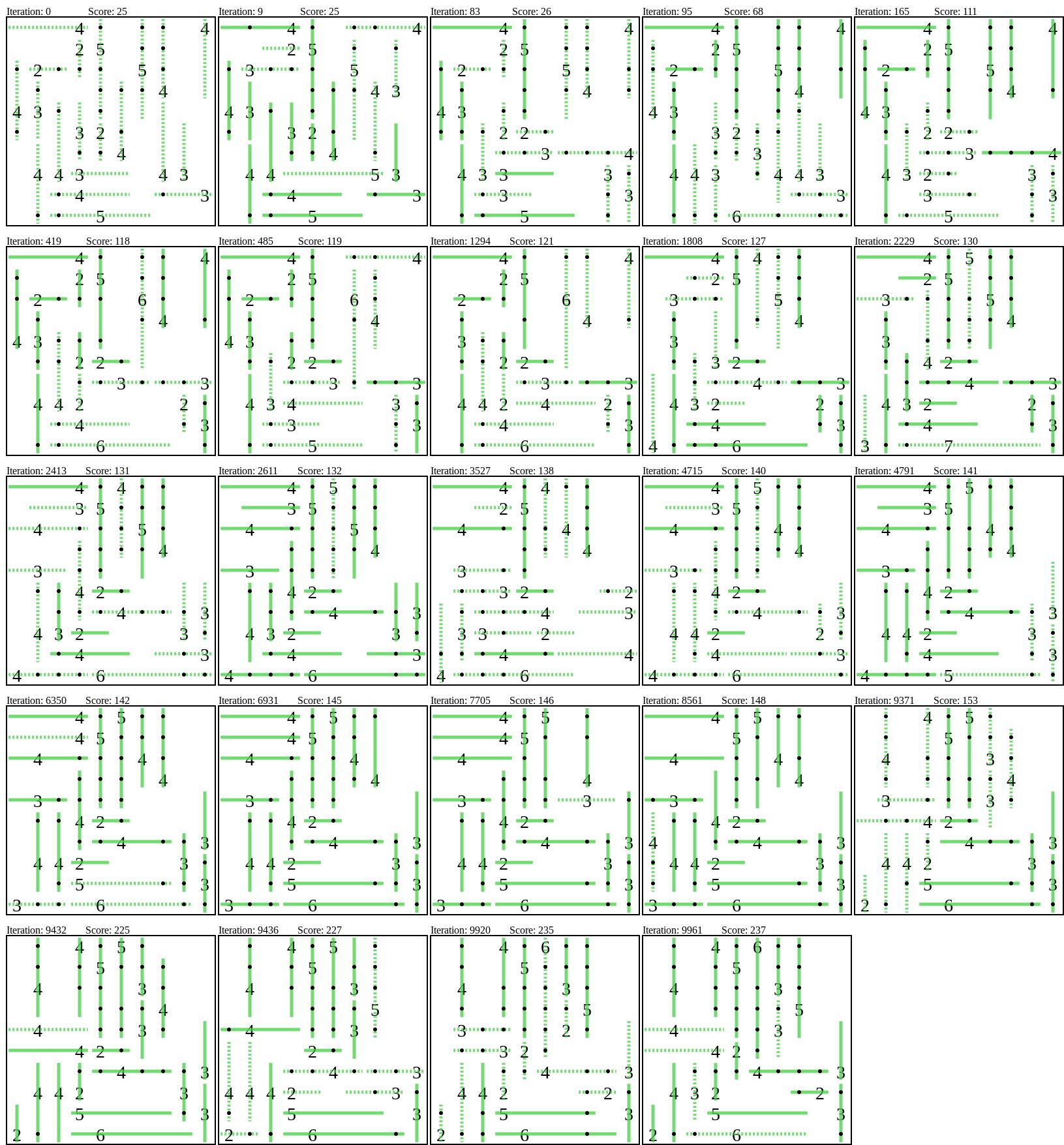 Создание процедурного генератора головоломок - 14