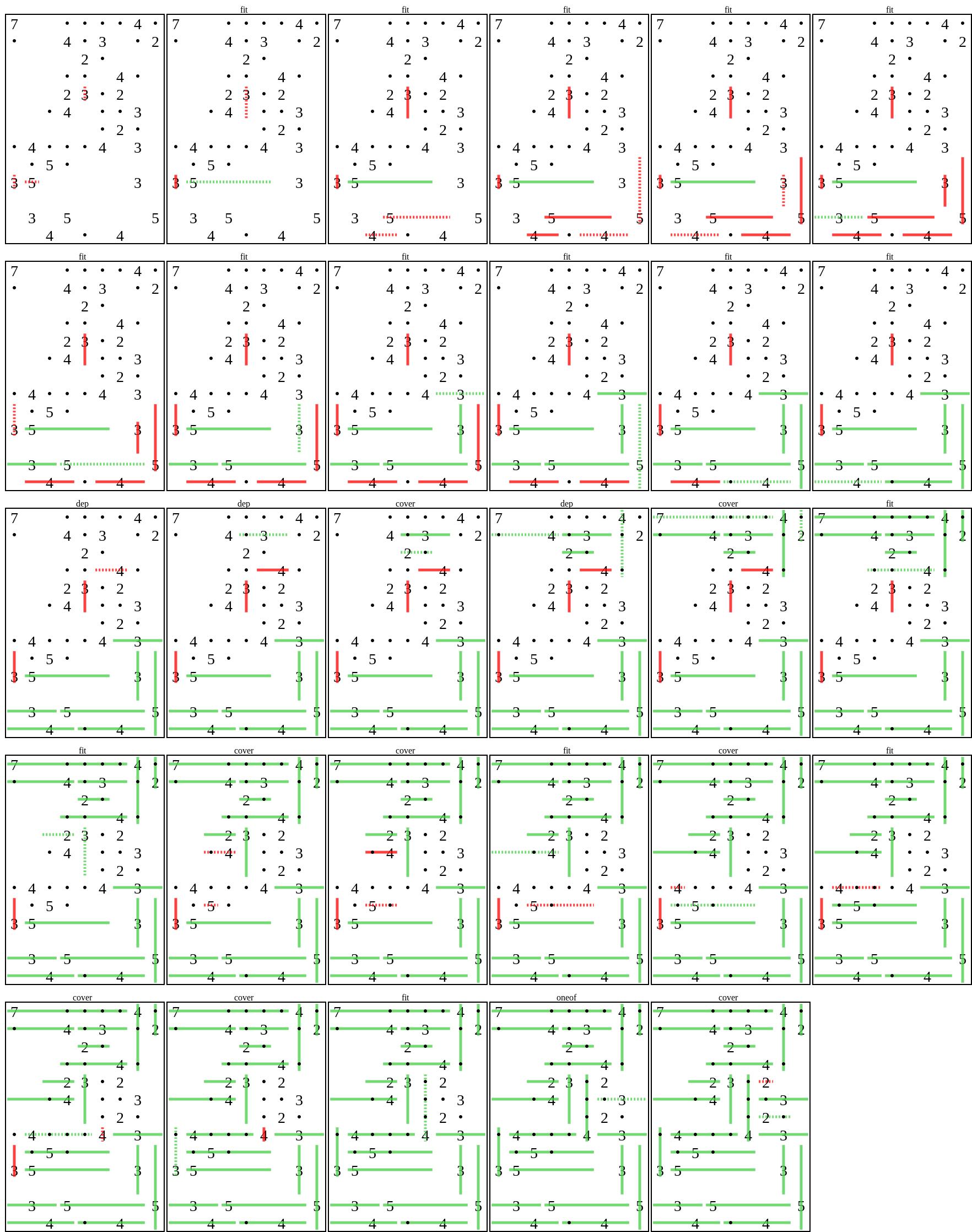 Создание процедурного генератора головоломок - 7