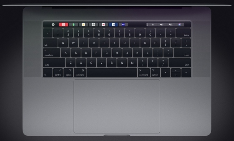Apple обновила MacBook Pro: до восьми ядер и улучшенная клавиатура