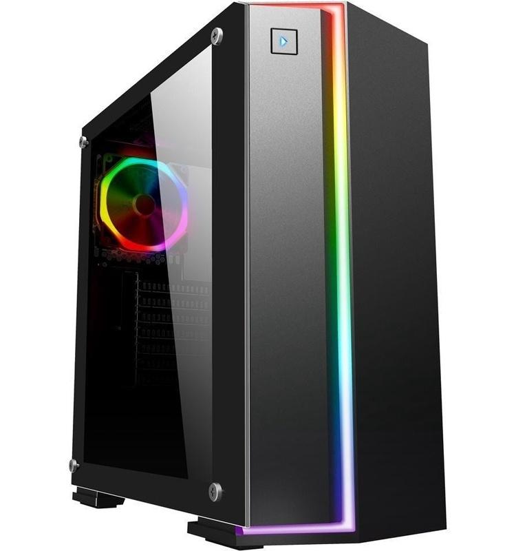 DIYPC Rainbow Flash V2: 100-долларовый корпус для игровой системы