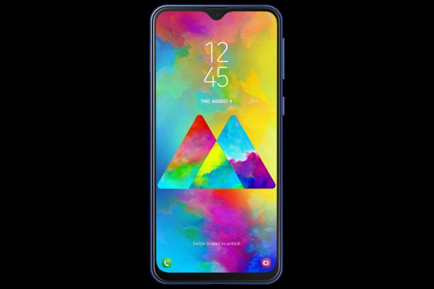 Samsung Galaxy M20 с аккумулятором на 5000 мА•ч выходит в России