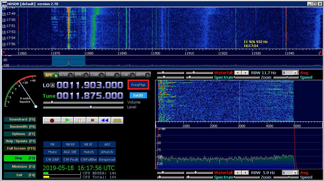 Что ещё слышно в радиоэфире? Радиовещание на КВ (DXing) - 3