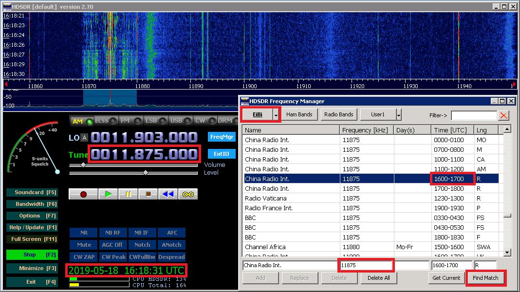 Что ещё слышно в радиоэфире? Радиовещание на КВ (DXing) - 4