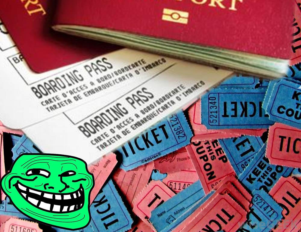 Два в одном: данные туристов и билеты на культурные мероприятия находились в открытом доступе - 1