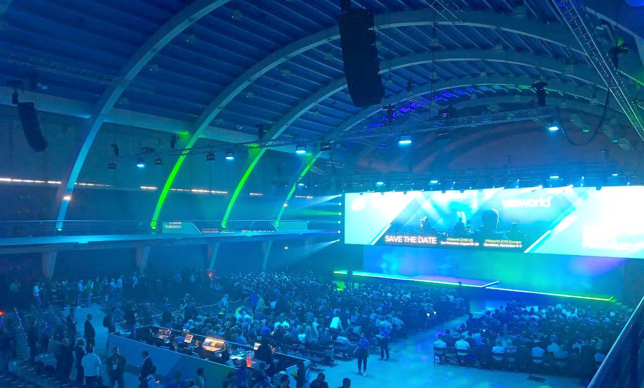 Конференция VMware EMPOWER 2019: как прошел первый день - 1