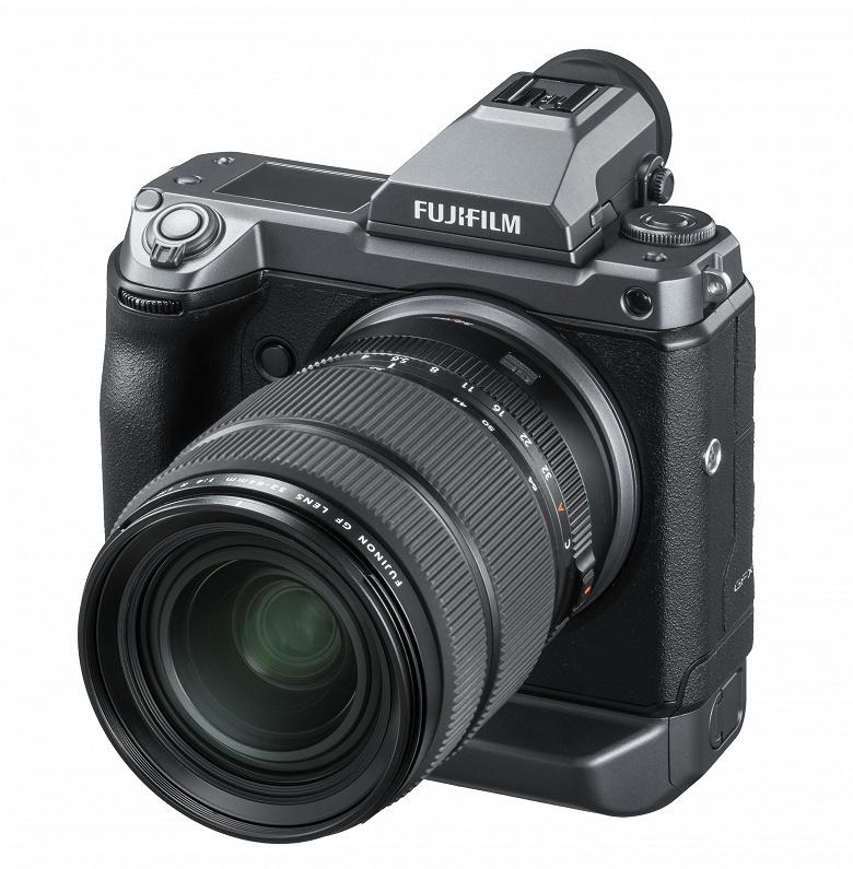 Незадолго до анонса камеры Fujifilm GFX 100MP появились её предварительные характеристики - 1
