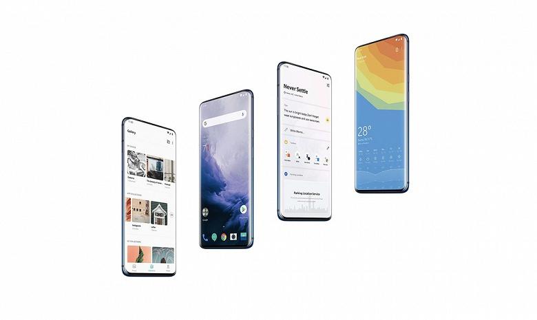 Новейшие функции OnePlus 7 Pro уже могут опробовать владельцы старых моделей компании