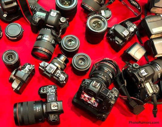 Появились предварительные спецификации камеры Canon EOS 90D