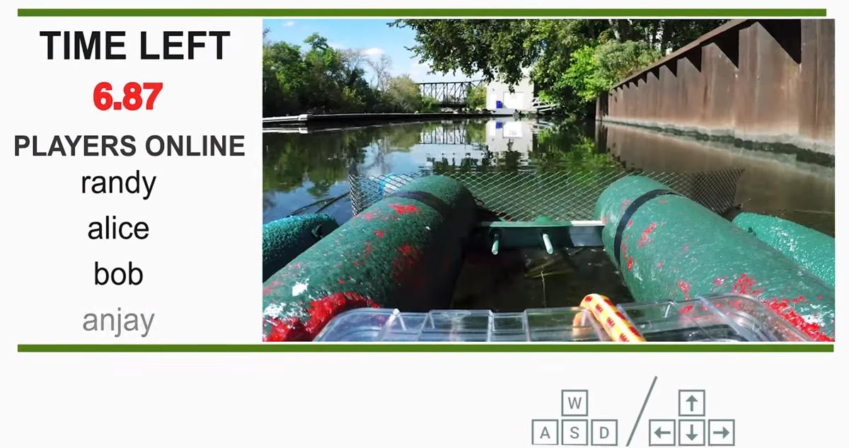 Сила толпы. Как в Чикаго разработали мусороедного робота – очистителя рек - 2