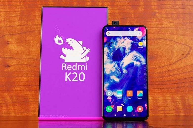 Redmi K20 может выйти за пределами Китая под названием Xiaomi Mi 9T