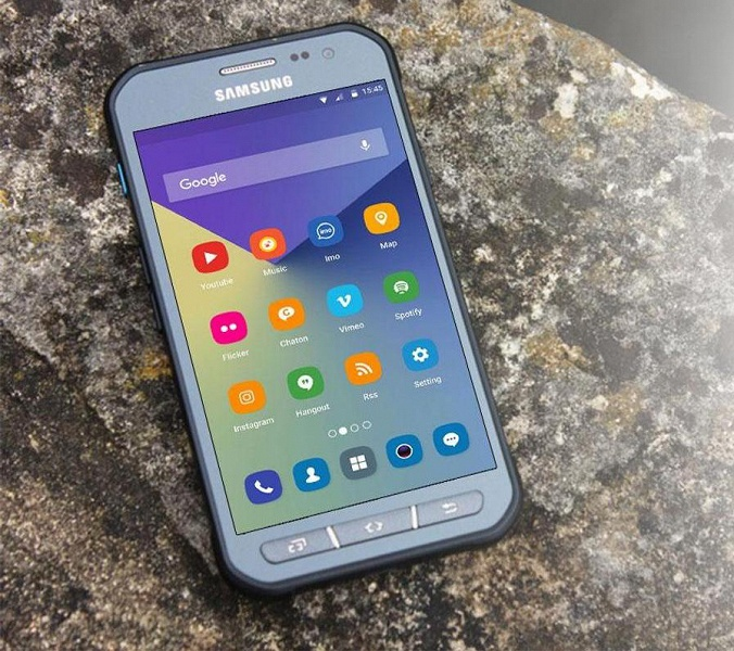 Samsung собирается вернуть подзабытую линейку защищённых смартфонов