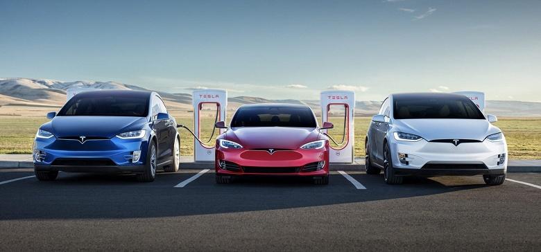Tesla возвращает бесплатную неограниченную зарядку