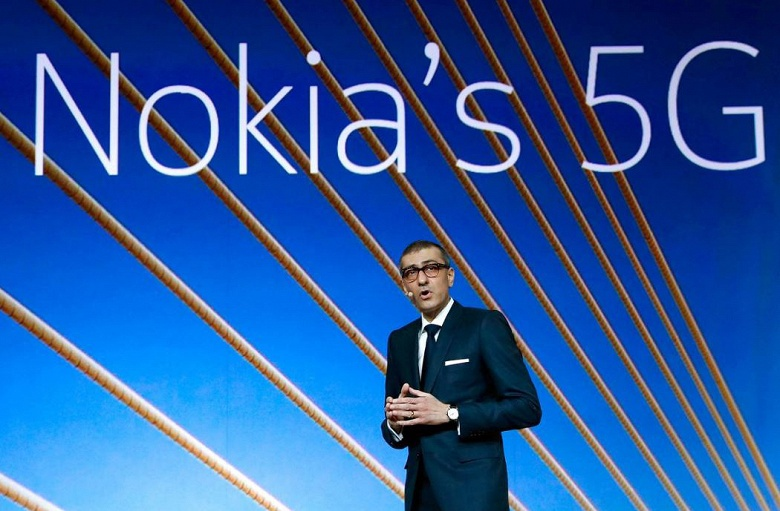 Глава Nokia видит возможные выгоды от давления США на Huawei
