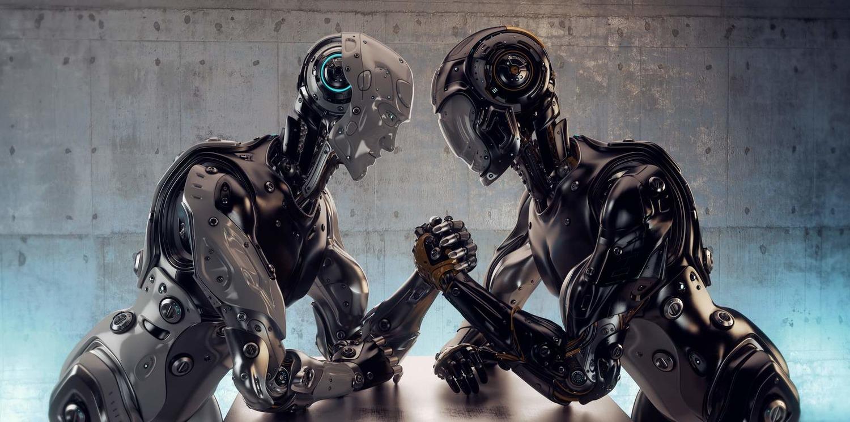 Исследование утверждает, что мы приближаемся к эпохе войн роботов - 1
